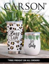 Carson2021年