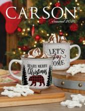 Carson 2020年