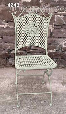 铁艺椅子囹�a_铁艺椅子