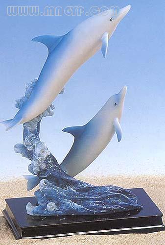 海豚_63787_图片_工艺品设计