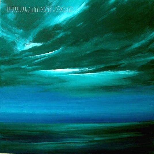 风景抽象画_工艺品图片