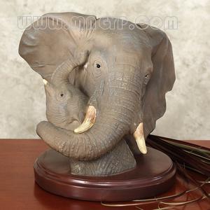 动物小雕塑