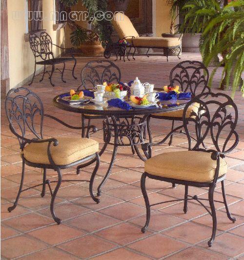 户外欧式餐桌椅子_户外欧式餐桌椅子分享展示